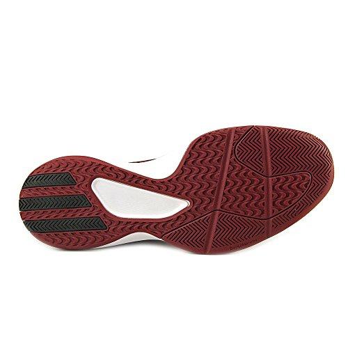 Adidas D Steg 773 Iii Mens Basketballsko Rødbrun-svart-hvitt