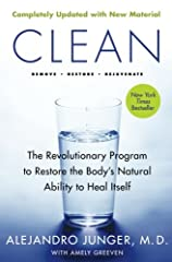 International Phenomenon and Definitive Book on Detoxification                      The definitive book on detox and cleanses, Clean is a medically proven program designed to be easily incorporated into our busy schedule while...