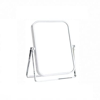 ebe9f3055243 Amazon.com - TLMYDD Princess Double-Sided Vanity Mirror Folding ...