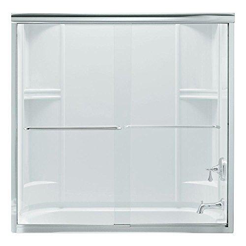 Sterling 5425 59s G05 55 12 Inch H X 54 58 59 58 Inch W Bath Door
