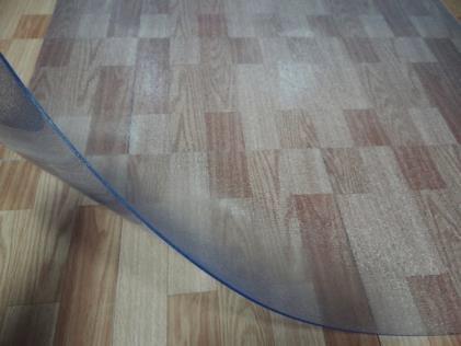- Ottomanson HCP101-26X6 Hard Floor Clear Plastic Protector, 26