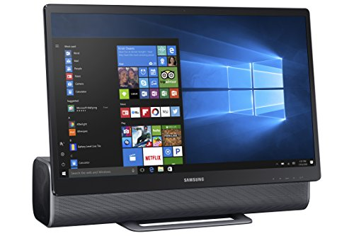 Samsung DP710A4M-L01US All in One 23.8″ Touch Computer, Titan Gray