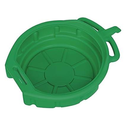 Sealey DRP04-17 litros bandeja de drenaje anticongelante/líquido
