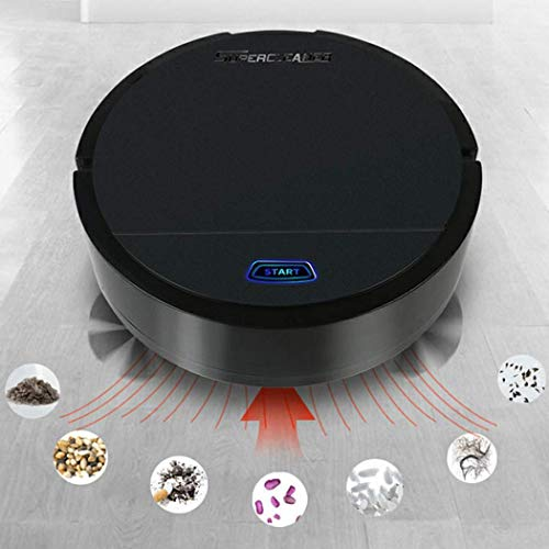 Pandna 3-in-1 Mini Automatic Robot Vacuum Cleaner Floor Cleaning Cleaner Robotic Vacuums