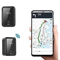 Mini GPS-tracker voor kinderen, magneet, GPS-tracker met gratis app, kleine GPS-locator, auto, fiets, anti-dief, real…