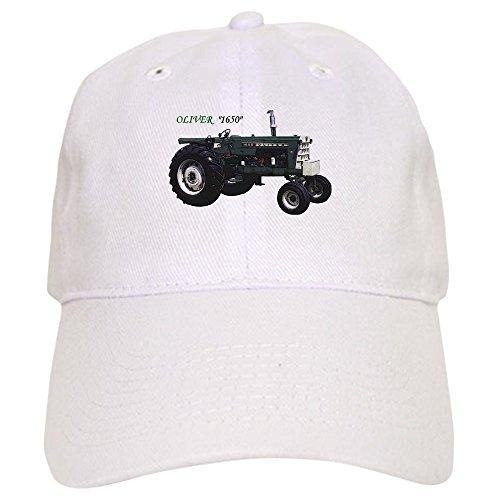 CafePress - Oliver Tractors - Baseball Cap with Adjustable Closure, Unique Printed Baseball Hat
