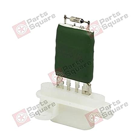 416mNVv4lZL._SY463_ amazon com partssquare 1x 15218254 blower motor resistor w plug  at bayanpartner.co