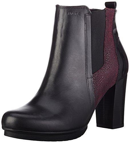 Marc Shoes Edina Boots Black Black 00013 Ankle WoMen Combi rrF7nSZ