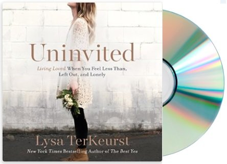 [Uninvited MP3 Audiobook Lysa TerKeurst] Lysa TerKeurst Uninvited MP3 Audiobook