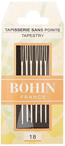 (Bohin Tapestry Hand Needles, Size 18 6/Pkg )