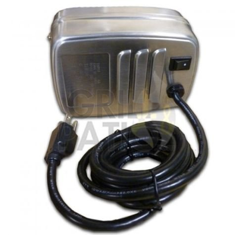 Replacement Rotisserie Motor Only for Hex Tip by American Outdoor Grills