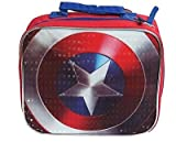 Marvel Captain America Insulated Lunch Bag - Lunch Box