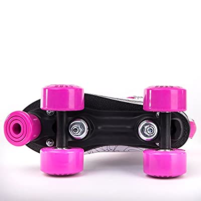 C SEVEN Skate Gear Cute Roller Skates for Kids and Adults : Sports & Outdoors