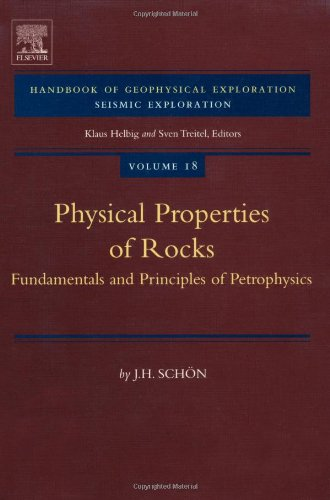 Physical Properties of Rocks, Vol. 18 (Developments in Petroleum Science)
