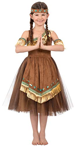 Princess Paradise 4239_S Native American Princess Costume Costume,