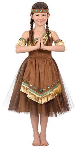 Princess Paradise 4239_S Native American Princess Costume Costume, Small]()