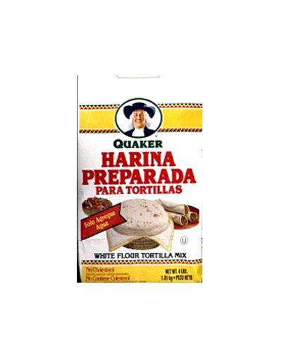 Masa Preparada Harina para Tortillas, 64 Ounce (Pack of 4)