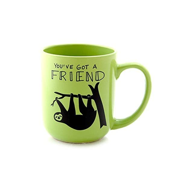 Sloth Mug - Made In The Usa -