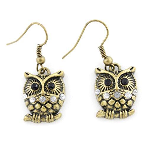 Owl Earrings - 9