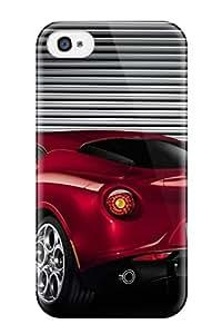 Alfa Romeo 4c 25 Awesome High Quality Iphone 4/4s Case Skin