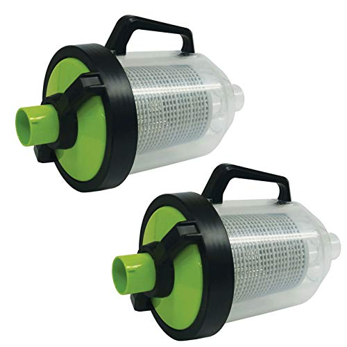 - Kokido Leaf Canister for Automatic Suction Swimming Pool Cleaner (2 Pack)