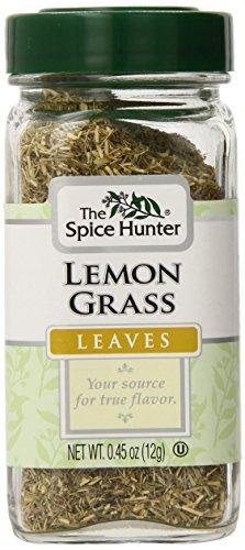 The Spice Hunter Lemon Grass, Leaves, 0.45-Ounce Jar