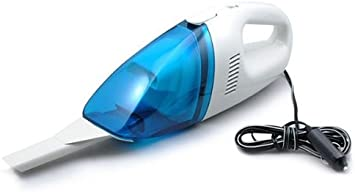 Portable Mojado y seco del aspirador del coche 12V 60W azul ...