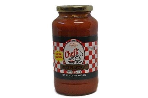 Chef's Meat Pasta Sauce