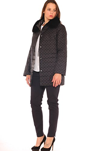 CORALISE Damen Mantel Anthrazit ktBGr8gaWF