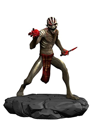 Iron Maiden Legacy of the Beast Shaman Eddie Vinyl Figure