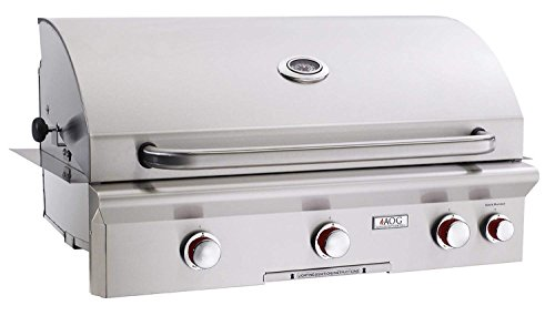 (AOG American Outdoor Grill 36PBT T-Series 36 inch Built-in Propane Gas Grill Rotisserie Kit)