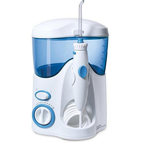 Waterpik Sonic Toothbrush and Water Flosser Ultra includes 6 tips