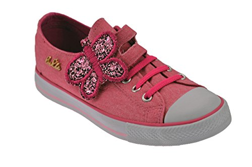 Lulu Butterfly Low Baskets Basses Neuf Taille 31 .