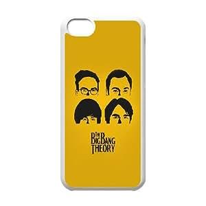 iPhone 5c Cell Phone Case White ac56 bigbang theory guys film SP4188351