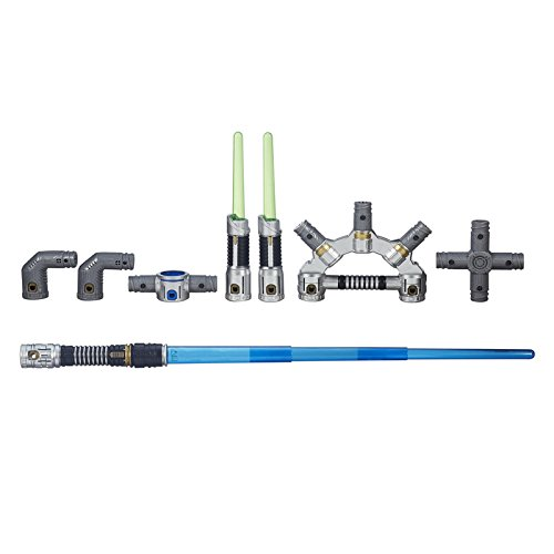 Star builders master lightsaber combination