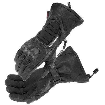 Firstgear Fargo Gloves - New (MEDIUM) (BLACK)