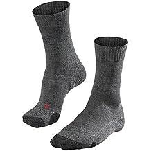 FALKE TK2 asphalt (Size: 46-48) socks