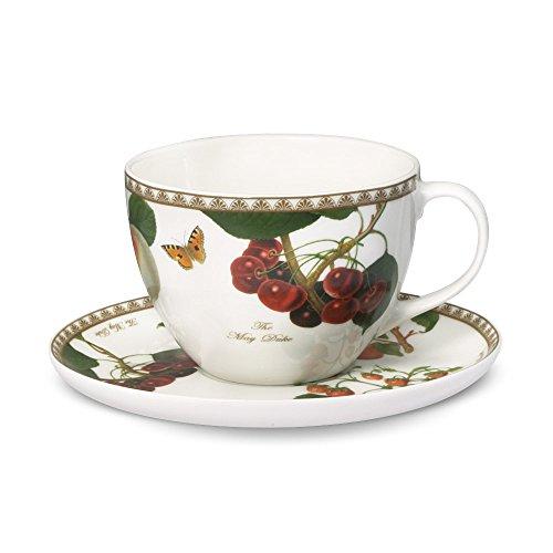 Royal Botanic Gardens Kew Les Fruits du Jardin Tea Cup And Saucer Set - Fruit Saucer Set