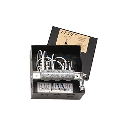 Elkhart (LPT50BRD 50 Amp Automatic Transfer Switch