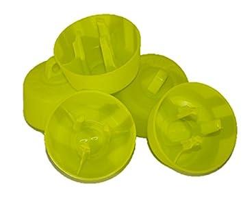 Tap Trap Insect Trap - Tapón para uso con botellas de plástico (5 unidades)