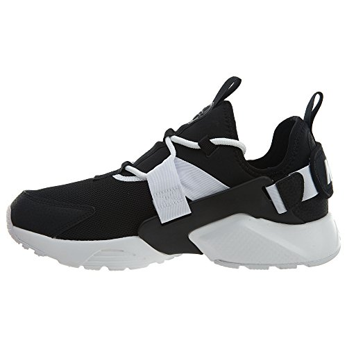 City Black Donna Nero NIKE Scarpe Low Air Running 002 white Black Huarache W qxn0A08vFt
