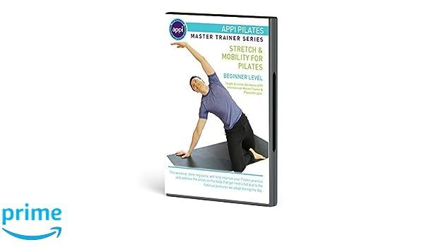 APPI estiramiento y movilidad para Pilates DVD - nivel ...