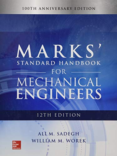 Pdf Engineering Marks' Standard Handbook for Mechanical Engineers, 12th Edition