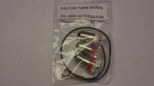 MUSTANG TURN SIGNAL LAMP FOR EARLY MUSTANGS WITH FALCON GAUGES ()