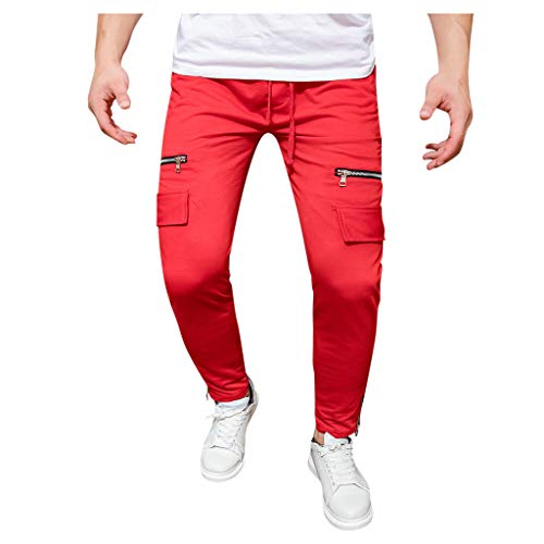 Floweworld - Pantalones de chándal para Hombre, de algodón ...