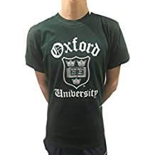 Oxford University Printed T-shirt - Official Apparel of the Famous Univeristy of Oxford