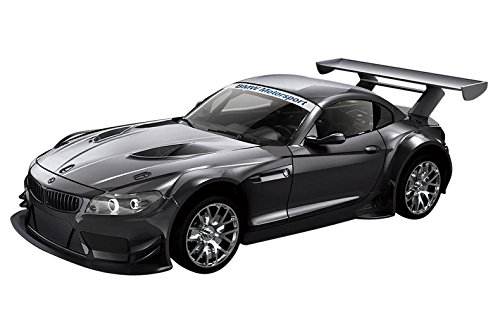 Remote Control RC BMW Z4 1:24 Quick Speed Exceptional Detail - Black (Drifting Remote Control Cars compare prices)