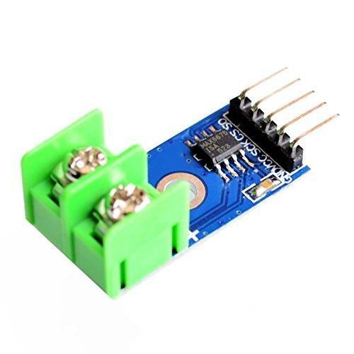CTYRZCH MAX6675 Module + K Type Thermocouple Thermocouple Sensor Temperature 0~1024℃ For Arduino
