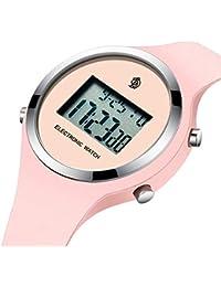Watch, Girls Digital Jelly Watch Elegant Sports...