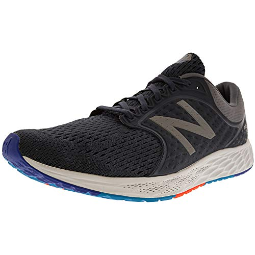 New Balance Men's Zante v4 Fresh Foam Running Shoe, Grey, 11.5 D US